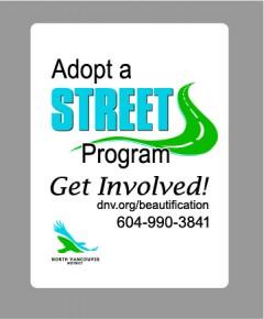 adopt a street logo
