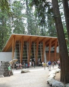 Lynn Canyon Cafe