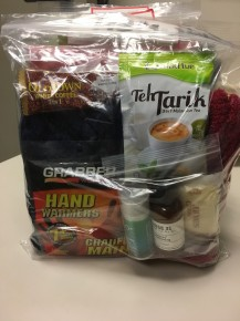 Homeless package