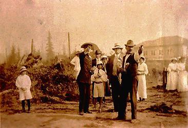 Lynn Valley Day 1915