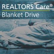 Realtors Care Blanket Drive