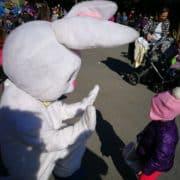 Fourth Annual Easter Egg Hunt!