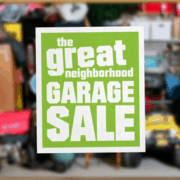 Great Neighbourhood Garage Sale