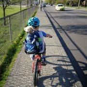 Lynn Valley on two wheels