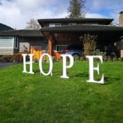 Finding HOPE in Lynn Valley