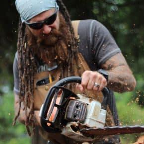 The mystery trail artist of Lynn Valley