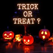A Covid kind of Halloween