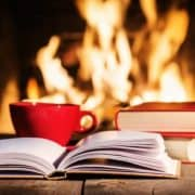 Cozy up with a good book
