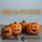 Pick-A-Pumpkin